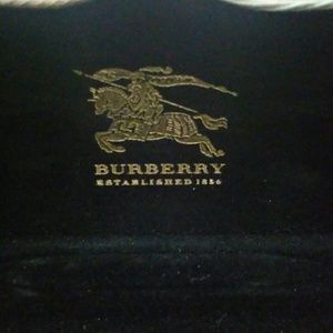 Burberry Accessories - Burberry Eye Glasses Clam Shell Case